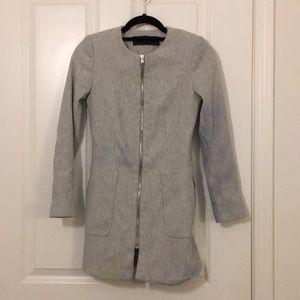 Zara Grey Jacket